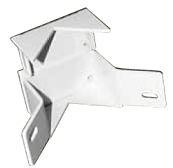 Accessories, Corner bracket for Soliris and Eolis sensor